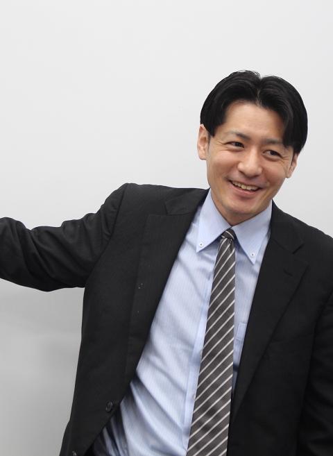 教室長 内藤 正昭 (ナイトウマサアキ)