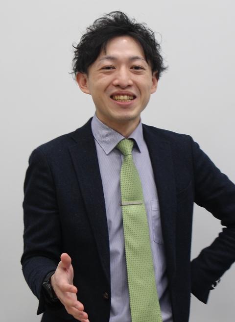 教室長 高橋 良太 (タカハシリョウタ)