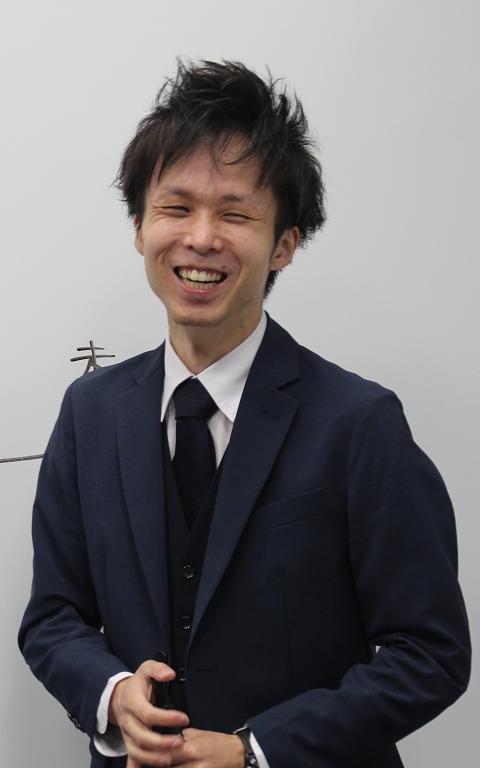 講師 白石 寿(シライシヒサシ)