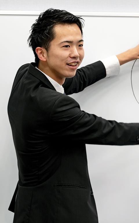 講師 今野 歩 (コンノアユム)