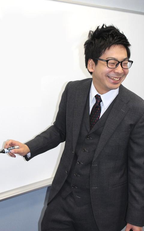 教室長 大松 亮介 (オオマツリョウスケ)